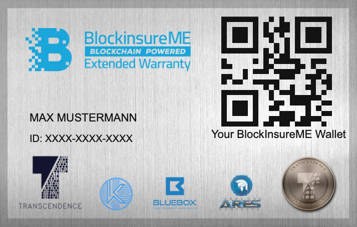 Titanium Member Card